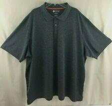 Haggar Clothing Men's Short Sleeve Polo Shirt Size XXL