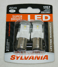 Sylvania ZEVO LED Bulbs 1157LED.BP2 Bright White 6000K LED Also Fits 2357 2057