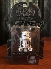 """Star Wars The Black Series 3.75"""" #01 R5-G19 Astromech Droid New Mint"""