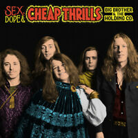 Big Brother and the Holding Company : Sex, Dope, & Cheap Thrills CD 2 discs