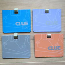 Clue FX Replacement Player Folders