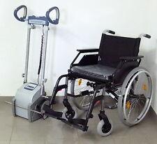 Scalamobil / Treppensteiger S30IQ alber + neuer Rollstuhl Dietz *Akku neu* SB 42