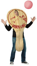 Paddle Ball Halloween Sport Game Fun Adult Costume