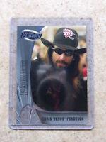 09 Press Pass Poker CHRIS FERGUSON Razor Leaf Base #78