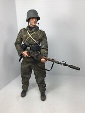 "1/6 DRAGON GERMAN 27TH SS ""LANGEMARK"" DIV K-98 + GRENADE LAUNCHER BBI DID 21 WW2"