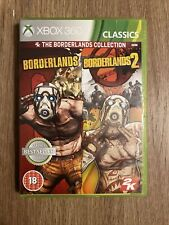 Die Grenzgebiete Sammlung Xbox 360 Boderlands 1 & 2 Pal ** Spielen auf Xbox One **