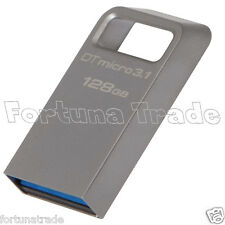 Kingston DataTraveler Micro 3.1 128gb Chiavetta USB 3.0
