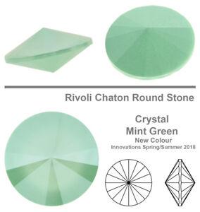 Genuine SWAROVSKI 1122 Rivoli Round Stones Crystals * NEW Colors