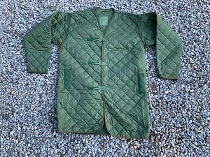 Original Falklands Era British Army Cold Weater Parka Quilted Liner 188/120 CT4B