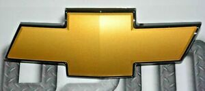 07-14 Chevrolet Suburban Tahoe Avalanche Bow Tie Front Grille Emblem OEM new