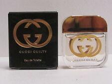 Gucci Guilty by Gucci For Women 0.16 oz Eau de Toilette Splash Mini New In Box