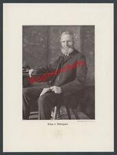 or. Fotodruck Goergen Franz v. Defregger 70.Geburtstag Schreibtisch München 1905