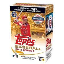2013 Topps Series 2 Baseball Factory Sealed Blaster Box