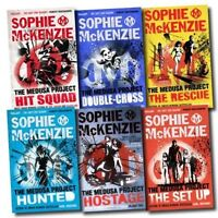 The Medusa Project Collection Sophie McKenzie 6 Books Set-The Rescue,The Hostage