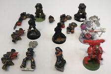 Lot of 8 Chaos Space Marine/Terminator OOP Metal Bitz Warhammer 40000 #9