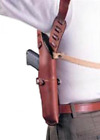Bianchi X15H Shoulder Harness - Size: X-Large Tan, Right Hand (Strap only)