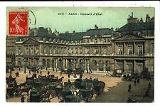 CPA - Carte Postale-FRANCE - Paris-Conseil d'Etat  au début 1900  VM5438