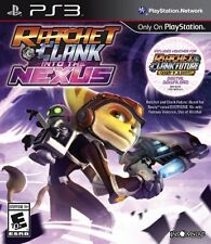 PS3 Ratchet and Clank: Into the Nexus , New, Free Shipping