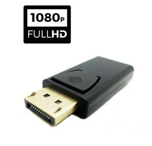 DisplayPort (DP) auf HDMI Adapter 1920×1080 / 1080P Konverter