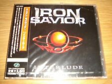 Iron Savior  -  Interlude  NEW  -  Japan !!!!!!!!