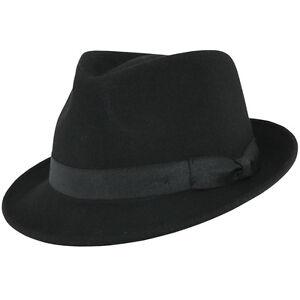 Hand made trilby fedora wool felt hat winter warm hat MICHALE JACKSON HAT