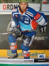 419 Josef Frank Nürnberg Ice Tigers DEL 2007-08