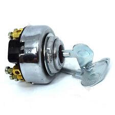 Zündschloß Lichtzündschalter 0-1-2 für Hanomag Traktor Oldtimer Schlepper