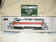 Kato 37-02F HO Scale EMD GP35 Western Pacific #3007