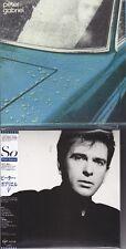 PETER GABRIEL - 6 CD japan MINI LP box set