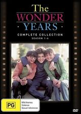 The Wonder Years Complete Collection (All 6 Seasons - 115 episodes)NEW R4 DVD