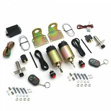 80 Lb Remote Shaved Door Popper Kit with Poppers SVPRO74P muscle