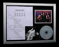 HOLE+LOVE Celebrity Skin TOP QUALITY MUSIC CD FRAMED DISPLAY+EXPRESS GLOBAL SHIP