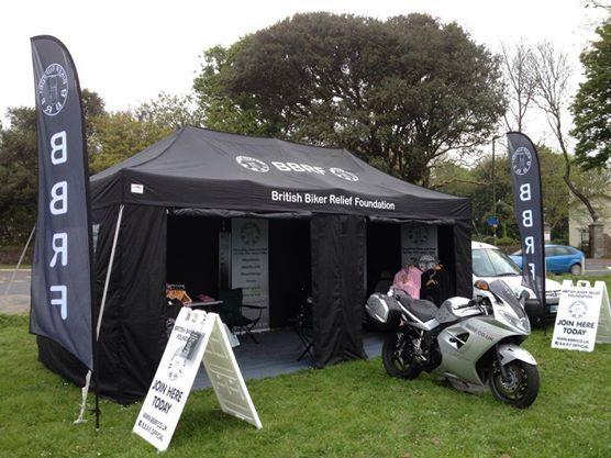The British Biker Relief Foundation
