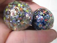 2 BOULDER 1 3//8 INCH 35MM VAPOUR BY VACOR MARBLES FREE SHIPPING