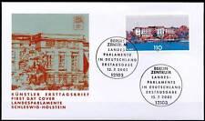 BRD 2001: Kiel! FDC der Nr. 2198 mit den Berliner Ersttags-Sonderstempeln! 1701