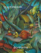 BONHAMS SOUTH AFRICAN ART Pierneef Preller Sekoto Stern Tretchikoff Catalog 2014
