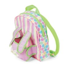 Manhattan Toy Baby Stella Baby Carrier and Backpack Baby Doll Accessory for 15""
