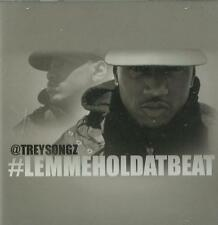 Trey Songz - Lemmeholdatbeat (CD 2011) NEW