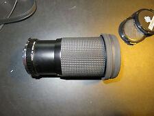 Obiettivo OLYMPUS OM no. 128568 1:45 75-200mm Auto-Zoom Macro 55 Giappone