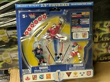 """2016 World Cup Of Hockey 2.5"""" Figurines Exclusive Starter Brand New"""