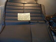 1999-2001 RANGE ROVER GENUINE NEW REAR LARGE SEAT CUSHION DK GRANITE LEATHER