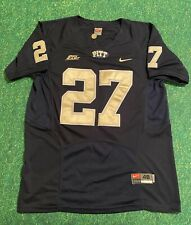 Nike Pittsburgh Panthers Pitt Game Worn Used 2009-10 Football Jersey Hynoski #27