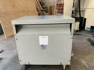 Acme 3 Phase Transformer 480-208 / 120 Volt, 45KVA