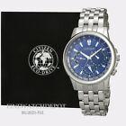 Authentic Citizen Eco-Drive Men's Calendrier Dark Blue Watch BU2021-51L