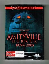 The Amityville Horror 1979 & 2005 (2-Movie Collection) Dvds Brand New & Sealed