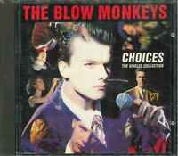 "THE BLOW MONKEYS ""Choices - The Singles Collection"" Best Of CD-Album"