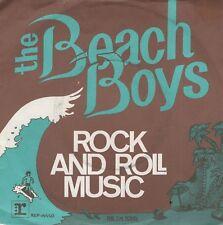 7inch BEACH BOYSrock and roll musicHOLLAND 1976 EX  (S2364)