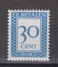 P97 Port nr. 97 postfris MNH NVPH Nederland Netherlands Pays Bas due portzegel