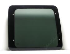 Fits 92-16 Ford Econoline Van Back Glass Stationary Passenger/right Side