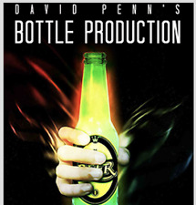 David Penn's Beer Bottle Production (Gimmicks and Online Instructions)